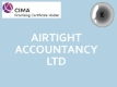 Airtight Accountancy Ltd - Supporting G-Force Touch Rugby