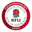 Guildfordians have obtained the RFU Seal of Approval